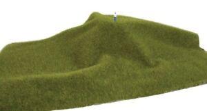 Short Mossy Grass Mat Scenery - Walthers SceneMaster #949-1120 vmf121