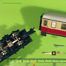 Modellbahn TT Achsschleifer Feder 1:120 spez. Ersatz ROKAL 100% exakt REPROl