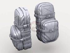 Legend 1/35 Pantac Modular Hydration Assault Pack MOLLE (6 backpacks) LF3D020