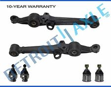 1990 1991 1992 1993 Honda Accord Lower Control Arm Upper Lower Ball Joint Kit