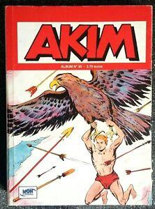 ALBUM AKIM N 30  MON JOURNAL (88 - 89 - 90)  (Tex zembla yuma rodeo kiwi)   NEUF