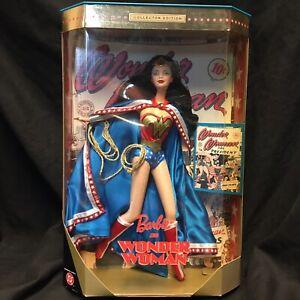 Barbie as Wonder Woman 24638 Mattel Doll 1999