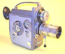 Braun Nizo Heliomatic Focovario 8 w/Angenieux Lens in very good condition