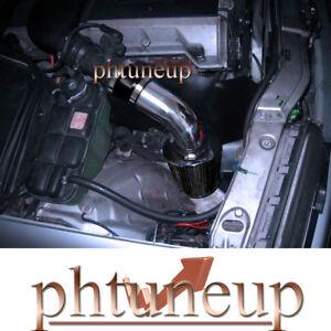 BLACK 1997-2002 MERCEDES-BENZ E320 3.2L E430 4.3L E420 4.2L AIR INTAKE KIT