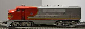 Lionel 2242 Santa Fe Powered A Unit