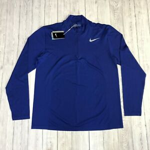 NIKE GOLF DRIVERS FIT STAY COOL LONG SLEEVE TOP Size XL EXTRA LARGE 833280 512
