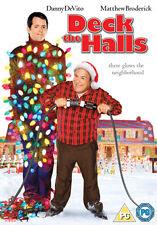 DECK THE HALLS - DVD - REGION 2 UK