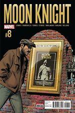MOON KNIGHT #8 MARVEL COMICS 2016