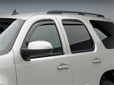 EGR 571801 SlimLine In-Channel WindowVisors Set of 4 Fits 07-14 Tahoe Yukon