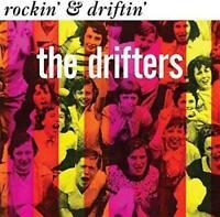 THE DRIFTERS Rockin' & Driftin'  NEW & SEALED R&B CD SOUL 60s DRIP DROP