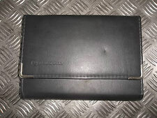 2006 VAUXHALL SIGNUM 1.9 CDTi 5DR OWNERS MANUAL HANDBOOK WITH WALLET