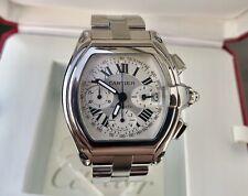 Cartier Roadster XL Chronograph Automatic 2618  -Bracelet Watch- Box/Papers-