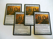4x MTG Bambola Raccapricciante-Creepy Doll Magic EDH ISD Innistrad ITA-SPA x4