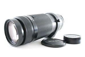 [Excellent+++] Nikon AF Nikkor 75-300mm F/4.5-5.6 Zoom Lens From JAPAN #588