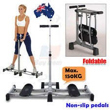 Leg Master magic Exercise Cardio Fitness Stepper Gym Trainer Workout Machine