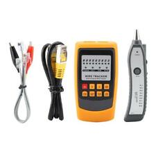 GM60 Handheld Rapid LAN Network Cable Tester Line Finder Wire Tracker Tracer