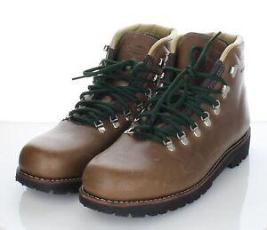 V70 $400 Men's Sz 13 M Merrell Wilderness USA Leather Hiking Boot In Mogano