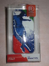 iPhone 5 & 5s Snap-On Case / Cover World Cup Soccer Team Italy By Radioshack