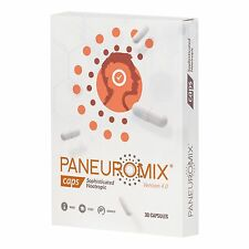 Paneuromix - The Most Complete Nootropic - with i.a. 250 mg Alpha-GPC & 200 m...