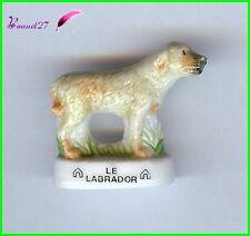 """Feve Les Races de Chien Dog Edition Atlas """" Le Labrador """" #A30"""