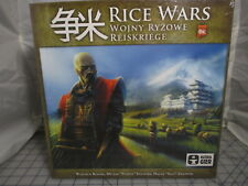 Rice Wars By Kuznia Gier Board game OOP New Free USA Ship