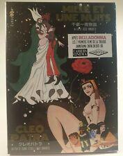Animerama Blu-ray Mille et une nuits+ Cléopâtre animation Japonaise adultes Neuf