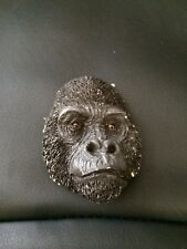 Gorilla Face Fridge Magnet 3D Collectible Souvenir