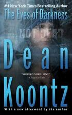 The Eyes of Darkness, Koontz, Dean, Good Book
