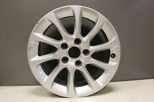"""1 x Originale Audi A3 8V 16 """" Cerchio in Lega Argento 8v0601025bm"""