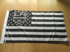 Los Angeles Kings stars and Stripes LA King NHL Flag