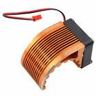 RC Toys Aluminum Gold Heat Sink 5V JST Plug For Phoenix 4274 4268 1515 Motor