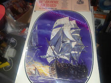 Aurora Bonhamme Richard plastic model ship kit