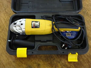 Clarke contractor  115mm angle grinder