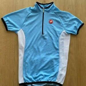 Brand New Original CASTELLI CYCLING Jersey S Women