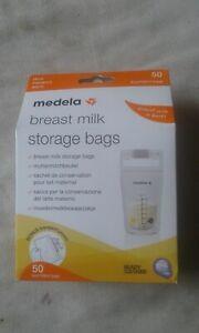 MEDELA BREAST MILK STORAGE BAGS X 50