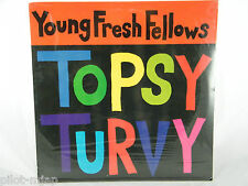TOPSY TURVY ~ BY  YOUNG FRESH FELLOWS ~ LP / RECORD ~ FACTORY SEALED