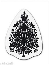 cArt-Us Clear Acryli stamp CHRISTMAS TREE ORNAMENT 001883/1100 REDUCED CLEARANCE