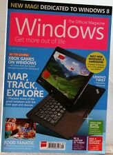 WINDOWS The Official Magazine DEDICATED to Windows 8 UK Printed $16