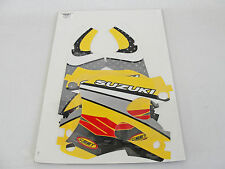 Suzuki RM125 96-98' Apex Decal Kit