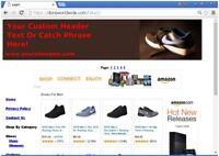 Nike Store Business Website For Sale Free Domain,Install,Setup,Free Bonuses +++