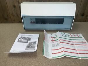 13 Way Steeple Consumer Unit Brand-New With Stickers And Instructions