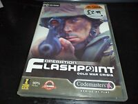 Operation Flashpoint Cold War Crisis  shooter   pc game