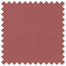 NAUTICAL RED (ROSE-ISH) 6-6 1/2 OZ HAMPTON TWILL BTY  COTTON SOFT MED WT 60