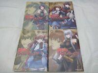 Valkyria Chronicles Vol.1-4 Set Japanese Manga Comic