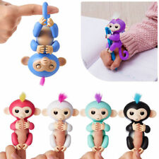 Fingerlings Interactive Baby Monkey Toy Zoe Sound Finger Motion Hanger Toy   New