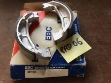 Suzuki FZ RG TS 50 CS80 ...etc machoire frein tambour drum brake shoe EBC S601