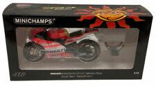 Minichamps Ducati Desmo GP11.2 MotoGP 2011 - Valentino Rossi 1/12 Scale