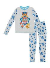 Paw Patrol Cuddl Duds Underwear Long Sleeve Shirt & Pants Boys 8/10 M