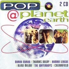 Pop @ Planet Earth Duran Duran, Jesus loves You, FgtH, Propaganda, Adam.. [2 CD]