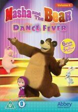 Masha and The Bear Dance Fever DVD Region 2